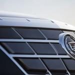 2014 Cadillac ELR grill and inserts