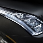 2014 Cadillac ELR led headlights