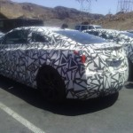 2014 cadillac elr hot weather testing rear quarter
